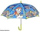 Perletti perletti7512242x 8cm Boy Paw Patrol bedruckt Sicherheit offen winddicht Regenschirm