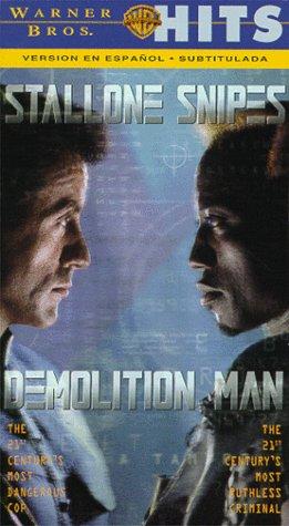 Preisvergleich Produktbild Demolition Man [VHS]