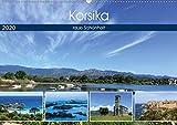 Korsika - raue Schönheit (Wandkalender 2020 DIN A2 quer): Korsika, rau und schön zugleich (Monatskalender, 14 Seiten ) (CALVENDO Natur) -