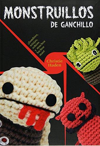 Monstruillos de ganchillo por Christie Haden