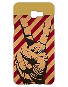 Crackndeal Back Cover for Samsung Galaxy C9 Pro