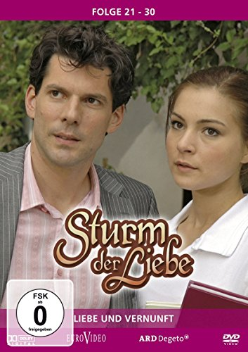 3 - Folge 21-30: Liebe und Vernunft (3 DVDs)