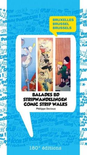 Bruxelles : Balades BD