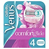 Gillette Venus Spa Breeze Rasoio Donna Ricarica di Lame, 4 Testine