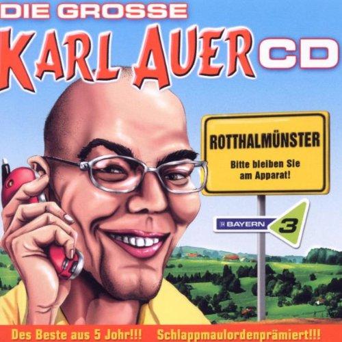 Preisvergleich Produktbild Die Grosse Karl Auer CD