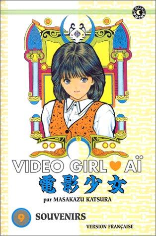 Vidéo Girl Aî, tome 9 : Souvenirs