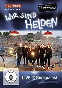Wir sind Helden - Live At Rockpalast (Kultur Spiegel)
