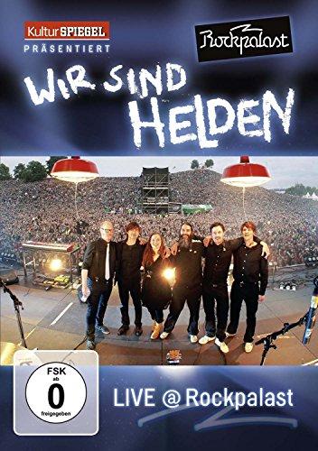 Wir sind Helden - Live At Rockpalast - KulturSPIEGEL Edition
