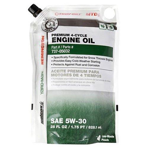 arnold-premium-4-cycle-snowthrower-oil-sae-5w30-28-oz