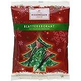 Niederegger Weihnachtsschmuck Blätterkrokant, 85 g
