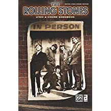 Rolling Stones - Lyric & Chord Songbook