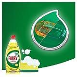 Fairy Zitrone Ultra Konzentrat Spülmittel, 16er Pack (16 x 0.5 l) Vergleich