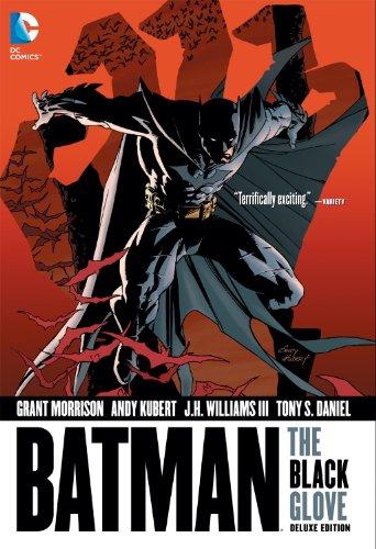 Batman: The Black Glove Deluxe Edition -