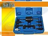Satra S-IES9 Injektoren Werkzeug Auszieher geeignet für Mercedes CDI OM611, OM612 und OM613 sowie BMW 525d 530d