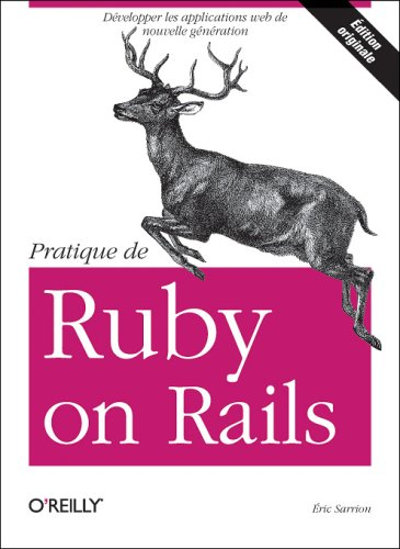 Pratique de Ruby on Rails