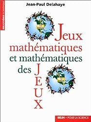 Jeux mathématiques et mathématiques des jeux