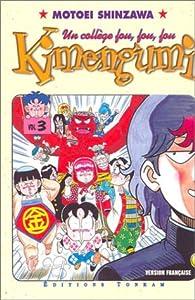 Le Collège Fou, Fou, Fou! - Kimengumi Edition simple Tome 3
