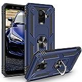 Vunake Case for Galaxy A6 2018 Case Dual Layer Silicone TPU