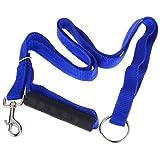 Tocoss(TM) Nylon Haustier Hund Hundegeschirr Leine f¨¹r gro?e Hunde Instant-Trainer Seil Walking Training Hundegeschirr Leine Blau