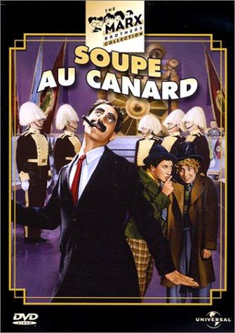 Marx Groucho - Soupe au