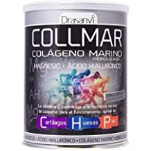 Collmar, colágeno marino hidrolizado con magnesio y ácido hialurónico para cartilagos, ...