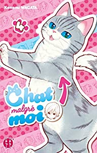 Chat Malgré Moi Edition simple Tome 4