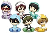 Taito lottery Free! Eternal Summer Marine morning Deformed figures Award whole set of 6