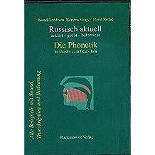 Russisch aktuell. Quickstart-Phonetik. DVD-ROM Version 9.0