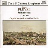 Pleyel - Symphonies by Uwe Grodd [conductor] (2000-07-24)