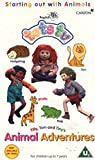 Picture Of Tots Video: Animal Adventures [VHS]