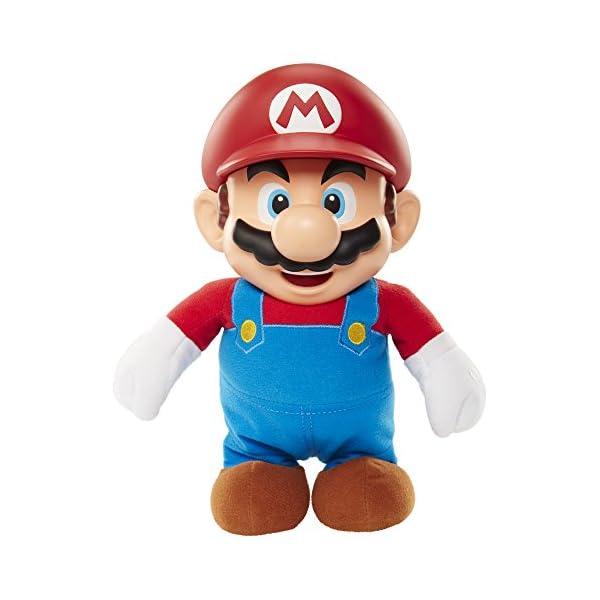 Jakks Pacific Super Mario Figura, Multicolor, Talla única (02492-EU) 1