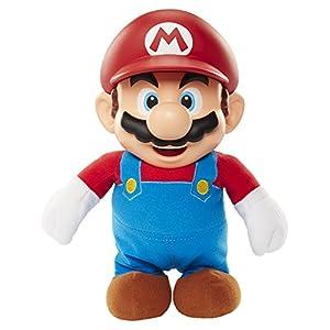 Jakks Pacific- Super Mario Figura,, Talla única (02492-EU)
