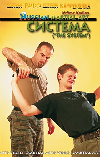 Russian Systema [DVD] [UK Import]