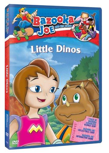 Bazooka Joe & His Gang: Little Dinos [DVD] [Import] -