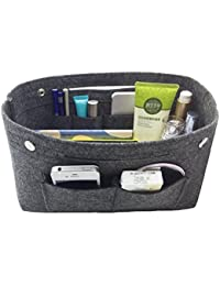 VANCORE Women's Handbag Organiser Insert Tidy Bag Purse Travel Storage Cosmetic Pockets
