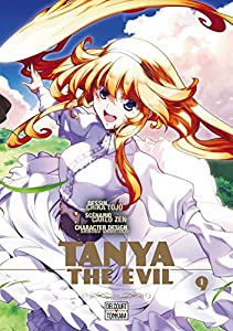 Tanya The Evil Edition simple Tome 9