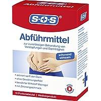 SOS Abführmittel - wirksam bei Verstopfung und Darmträgheit (10 Portionsbeutel) preisvergleich bei billige-tabletten.eu