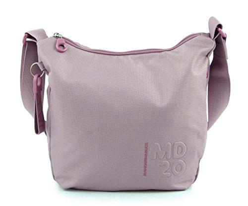 MANDARINA DUCK MD20 Crossover Bag M Phlox Rose