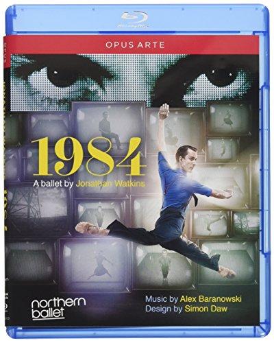 Preisvergleich Produktbild Jonathan Watkins 1984 [Northern Ballet; Tobias Batley; Martha Leebolt; Javier Torres; Hironao Takahashi] [Opus Arte: OABD7241D] [Blu-ray] [Region A & B & C]