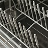 Smith universal de lavavajillas Caps–simplemente empujar a Repair (100unidades) gris