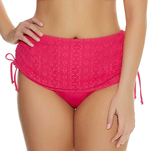 Elomi Bain Damen Bikinihose Rosé