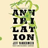 Annihilation (Southern Reach Trilogy, Book 1) by Jeff VanderMeer (2014-02-04)