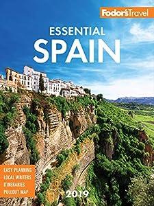 tourist guide toledo: Fodor's Essential Spain 2019 (Full-color Travel Guide Book 2) (English Edition)