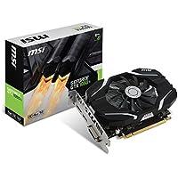 MSI Nvidia GeForce GTX 10504G OC 4GB di memoria GDDR5128Bit