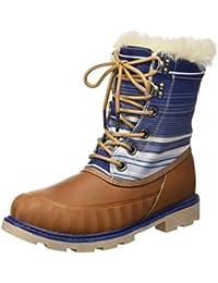 Roxy Himalaya ARJB500007 - Botas para mujer, color Varios colores (Blue Surf), talla 37