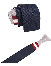 Gespout Corbata de Hombre Chicos Clásica Paño Tie Tuxedo Novio Vestido Ropa Maquillaje Accesorios Business Oficinas Regalo de…