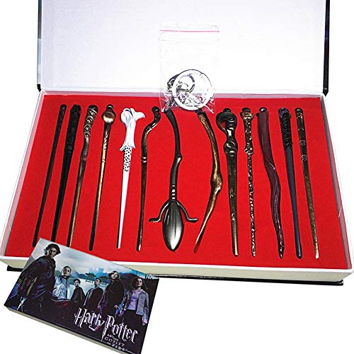 EisEyen 13 unids/Set Harry Potter Hermione Dumbledore...