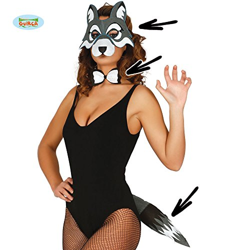 Guirca Fiestas GUI18697 - Outfit Wolf