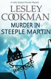 Murder in Steeple Martin (Libby Sarjeant Series) by Lesley Cookman
