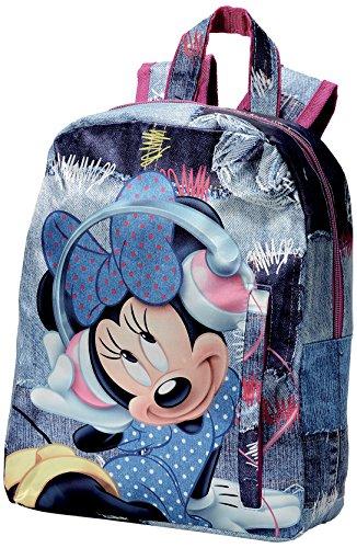 Disney Minnie Mochila infantil, multicolor (Multicolor) - D95135 Disney Minnie